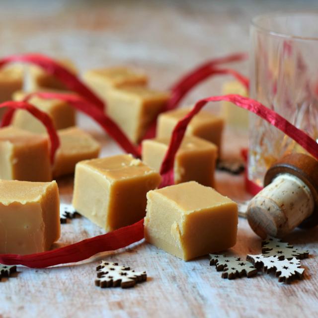 Whisky (whiskey) fudge recipe