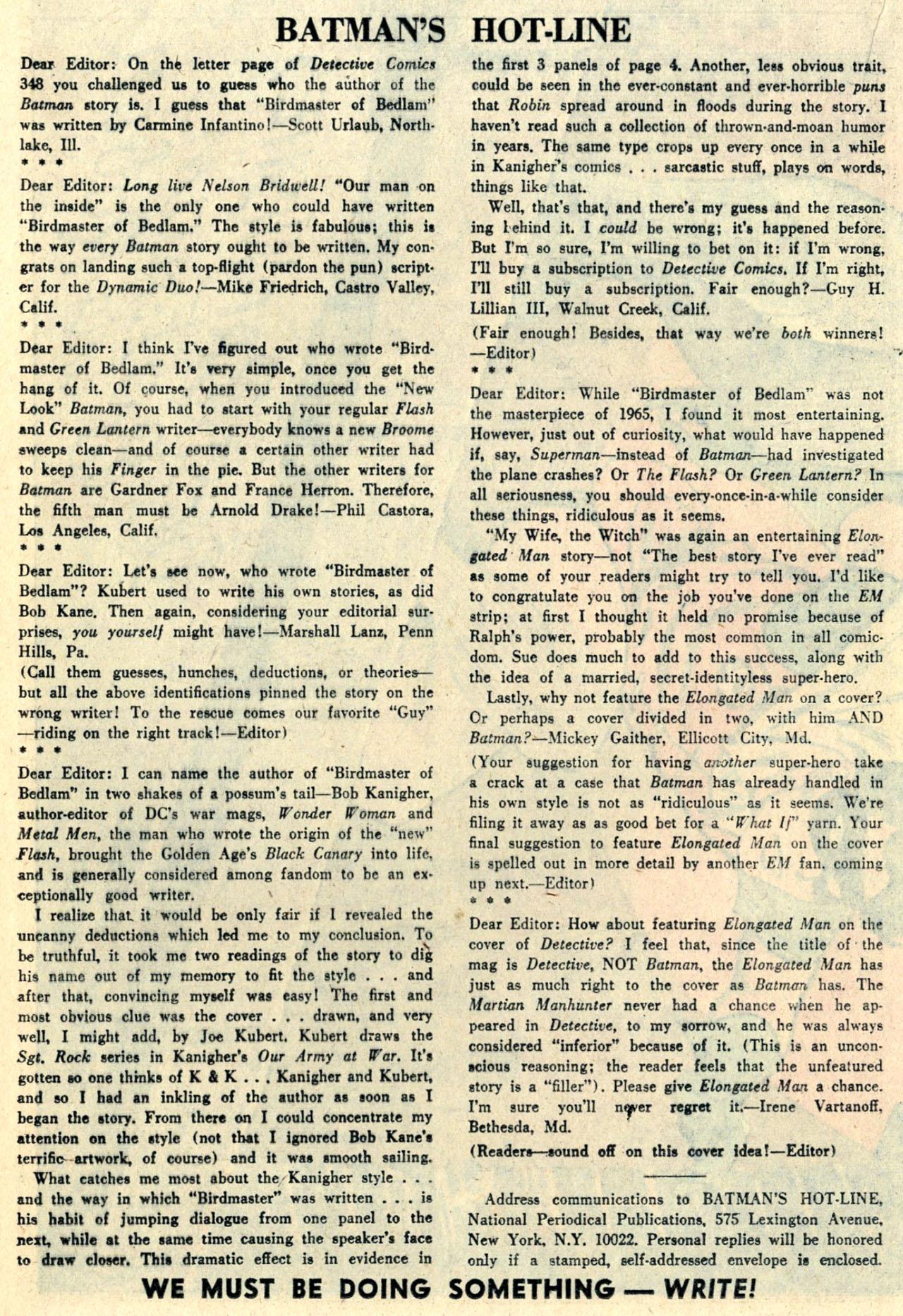 Detective Comics (1937) 352 Page 18