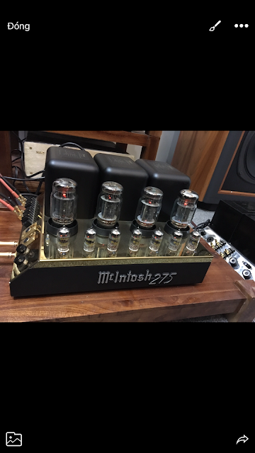 Amplifier McIntosh - MC 275 - Made in USA