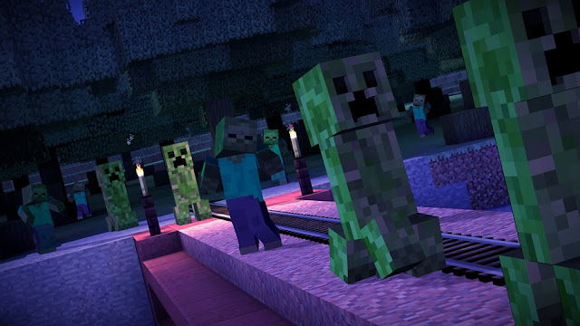 Minecraft Story Mode Download Episode 3 Photo