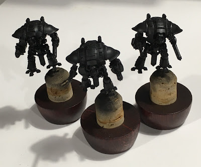 Titanicus WIP Imperial Knights