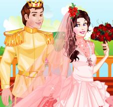 زفاف سندريلا الفاخر