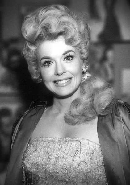pictures of donna douglas