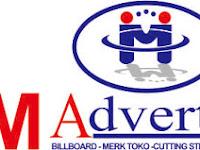 Lowongan Kerja CV. 2M Advertising