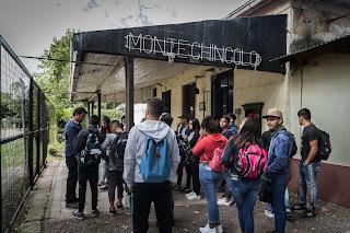 Estudiantes de Monte Chingolo participaron de jornada sobre Derechos Humanos en la biblioteca del barrio