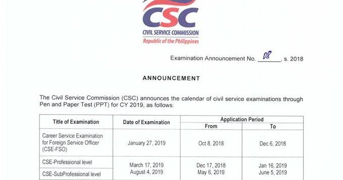 cse name year format