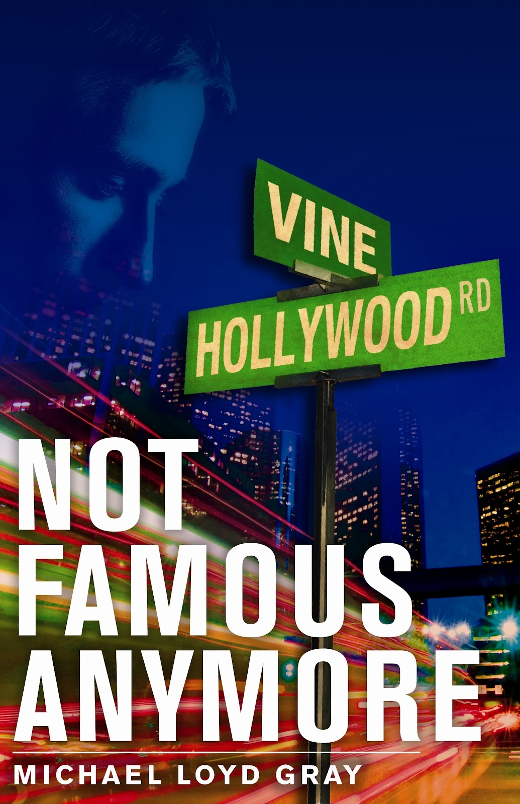 The Book Bag: Spotlight: Not Famous Anymore By Michael