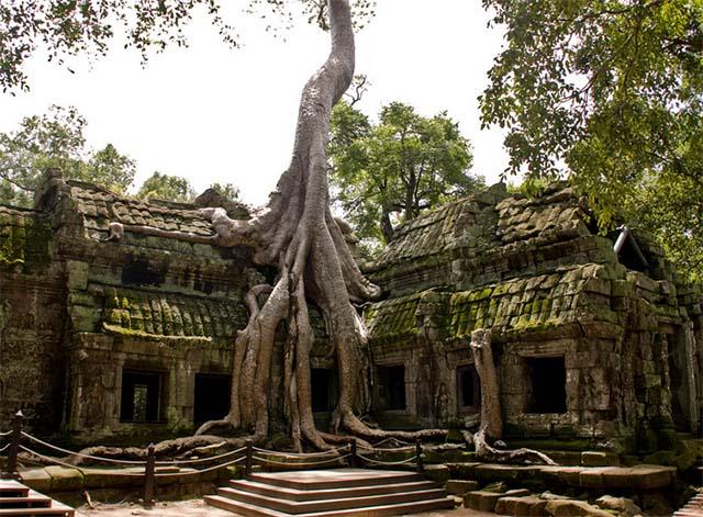 Sự thần bí của Angkor Wat