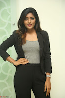 Actress Eesha Looks gorgeous in Blazer and T Shirt at Ami Tumi success meet ~  Exclusive 180.JPG