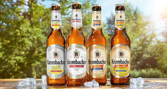 Krombacher Pils recensione