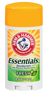 Arm And Hammer Essentials Natural Deodorant Review