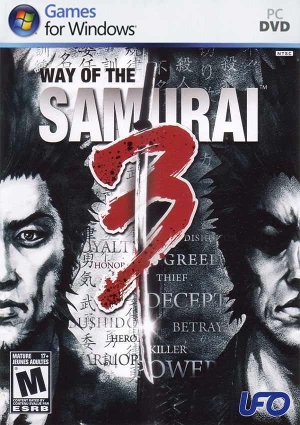Way of the Samurai 3 Download Cover Free Game