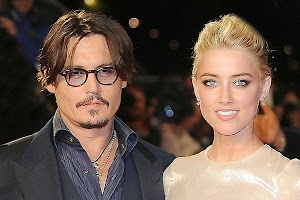 Johnny Depp and Amber Heard star fever started?