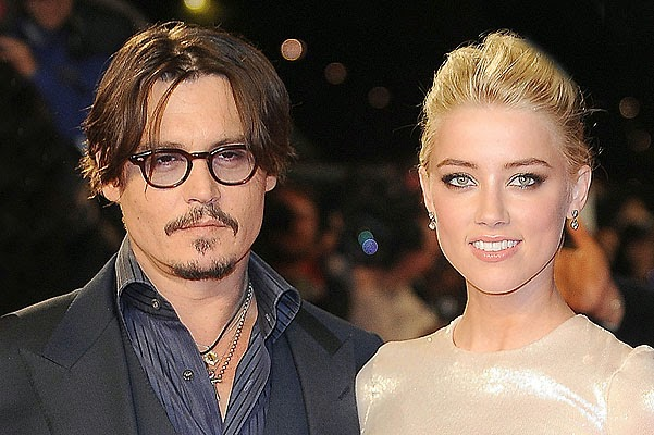 Johnny Depp and Amber Heard married New Year's Eve?