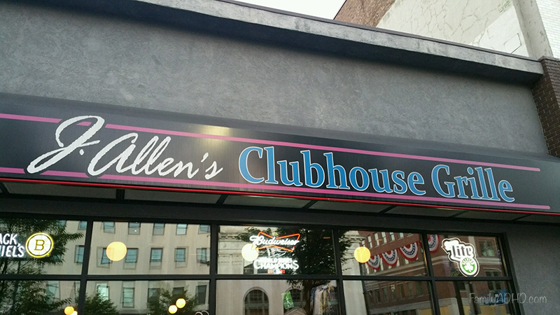 Berkshires Family Travel Guide J. Allens' Clubhouse Grille