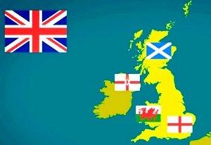 Inggris: Letak Geografis, Bentuk, Iklim, Kondisi Penduduk, Geologi dan Lainnya