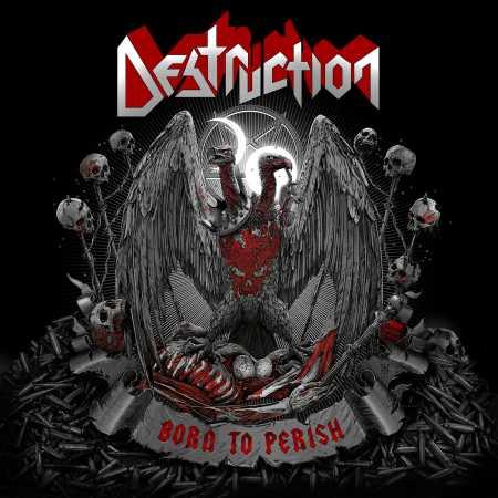 DESTRUCTION: Τίτλος και εξώφυλλο του νέου άλμπουμ
