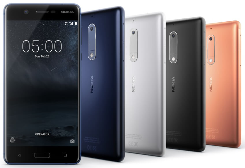 Nokia 5 Officially Lands in PH for Php9,990
