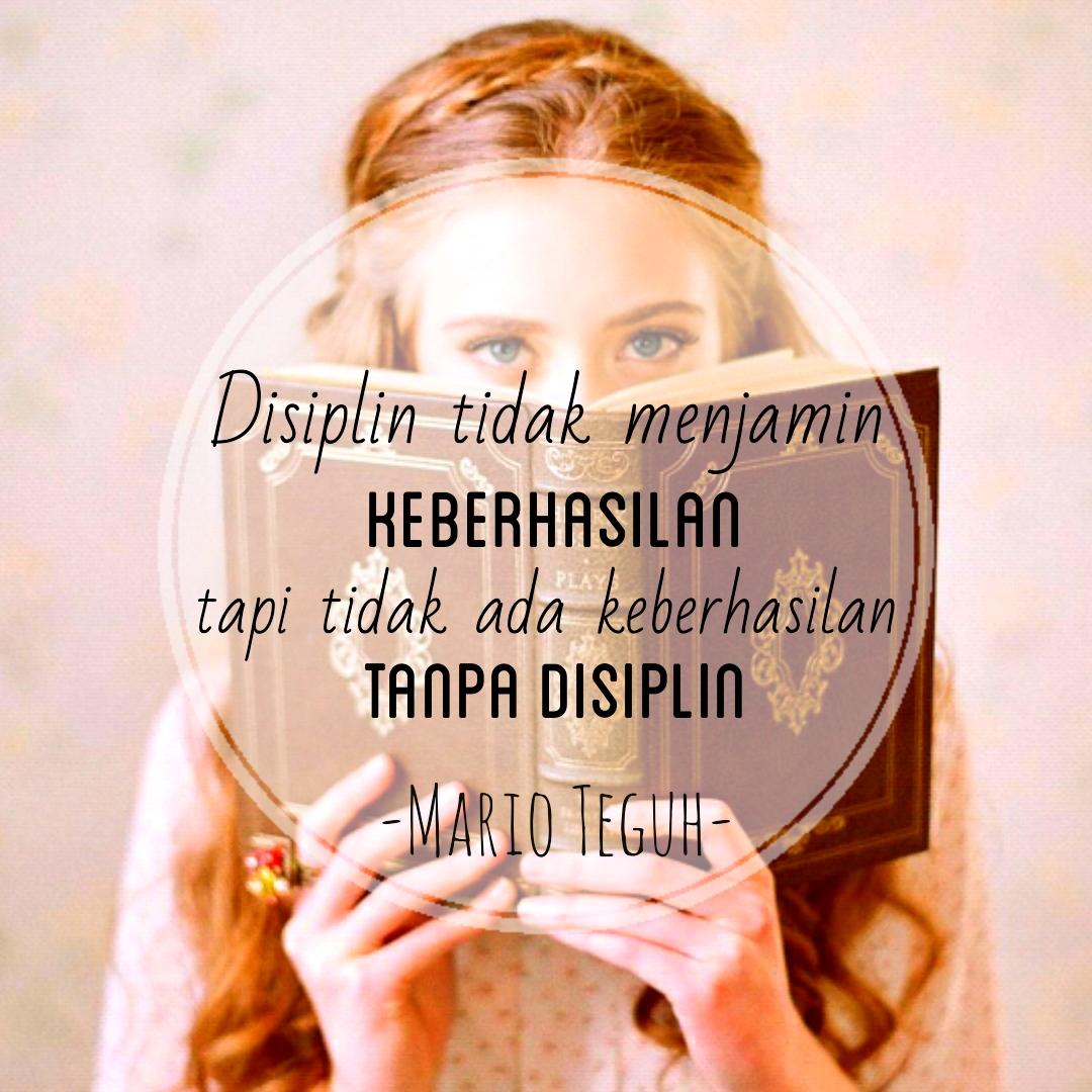 Kata Bijak Blessing Words Kata Bijak Tentang Disiplin
