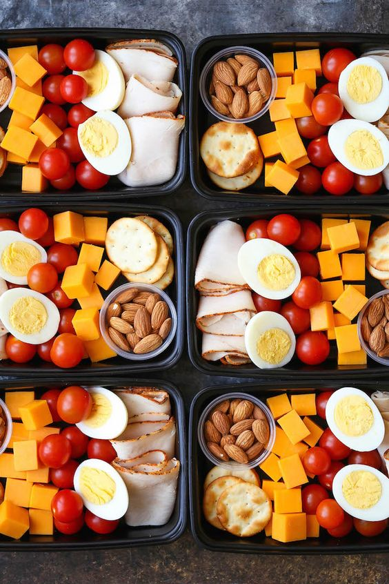 16 Simple Amp Healthy Packable Lunches Great For School Amp Work