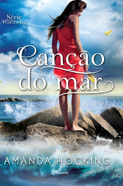 Canção do mar Amanda Hocking