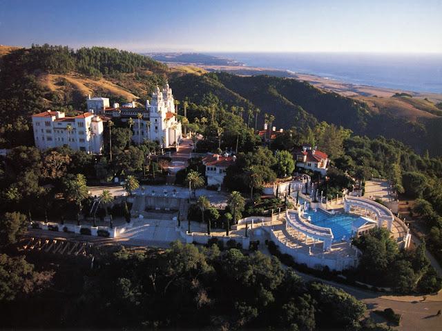 Harst castle, California