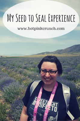 Why I Cried at a Farm: My Seed to Seal Experience | Hot Pink Crunch