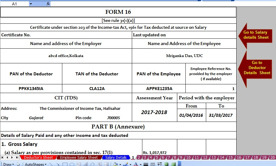 Changes in Income Tax Rules for F.Y.2016-17, With ...