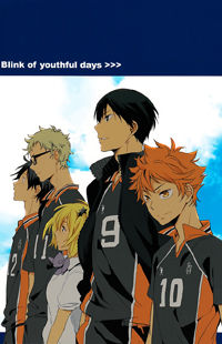 Haikyu!! dj - Blink of Youthful Days