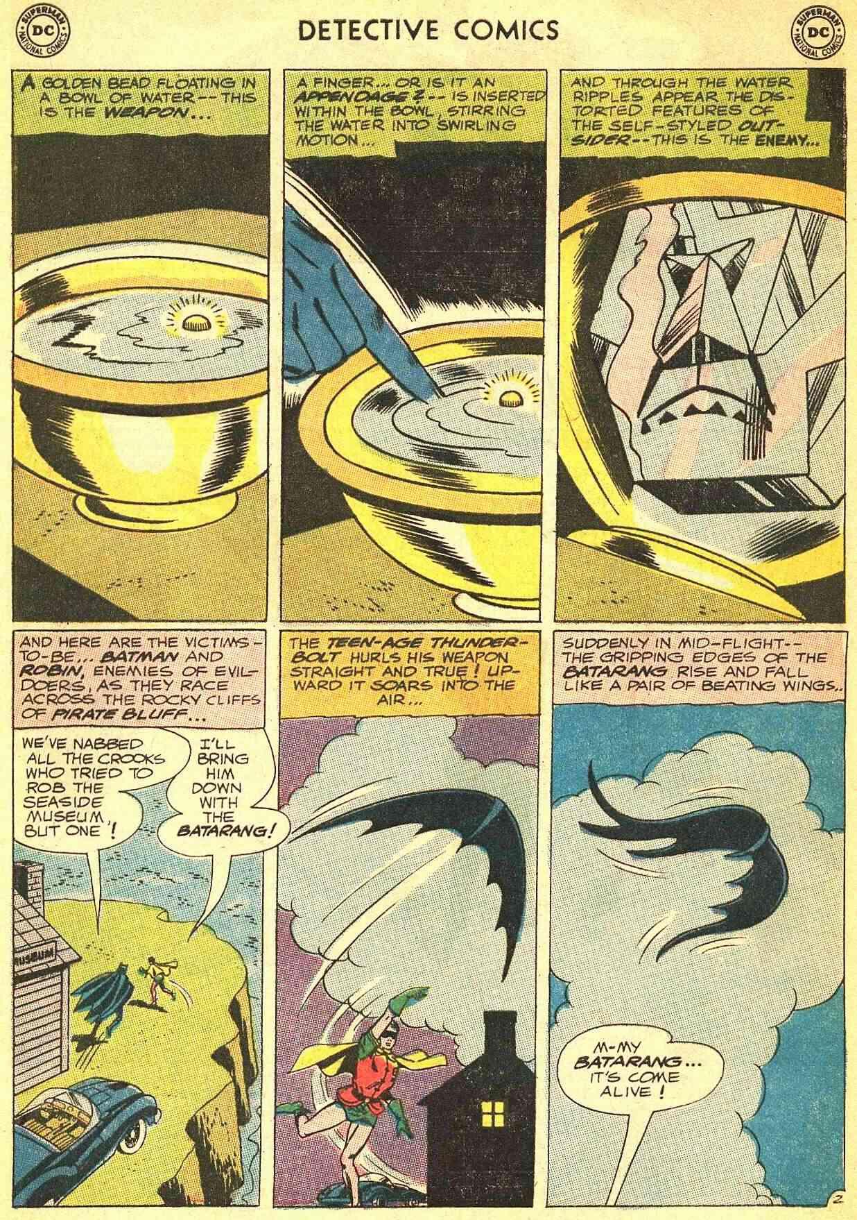Detective Comics (1937) 340 Page 3