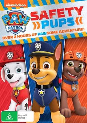 PAW Patrol Safety Pups [Latino]
