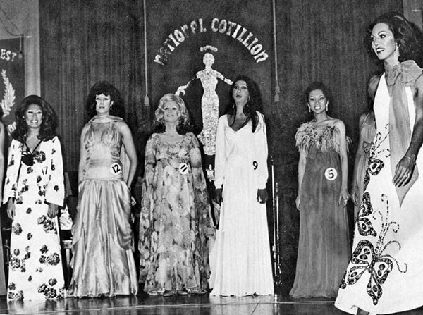 Miss Cotillion pageant