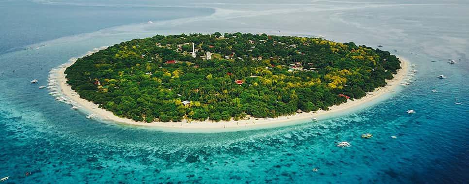 Travel Destination - Balicasag Island, Philippines