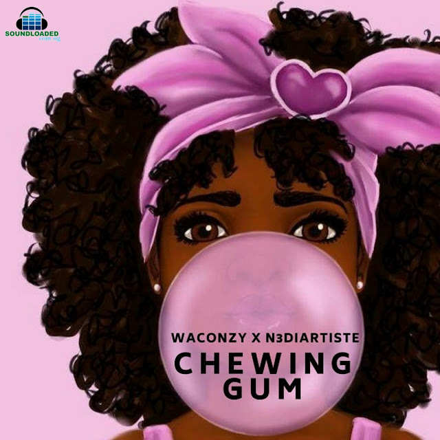 Waconzy a.k.a Daddy Kool teams up with Jamaican dancehall singer, N3Diartiste on this dope track titled Chewing Gum.   Listen below and share your thoughts.
