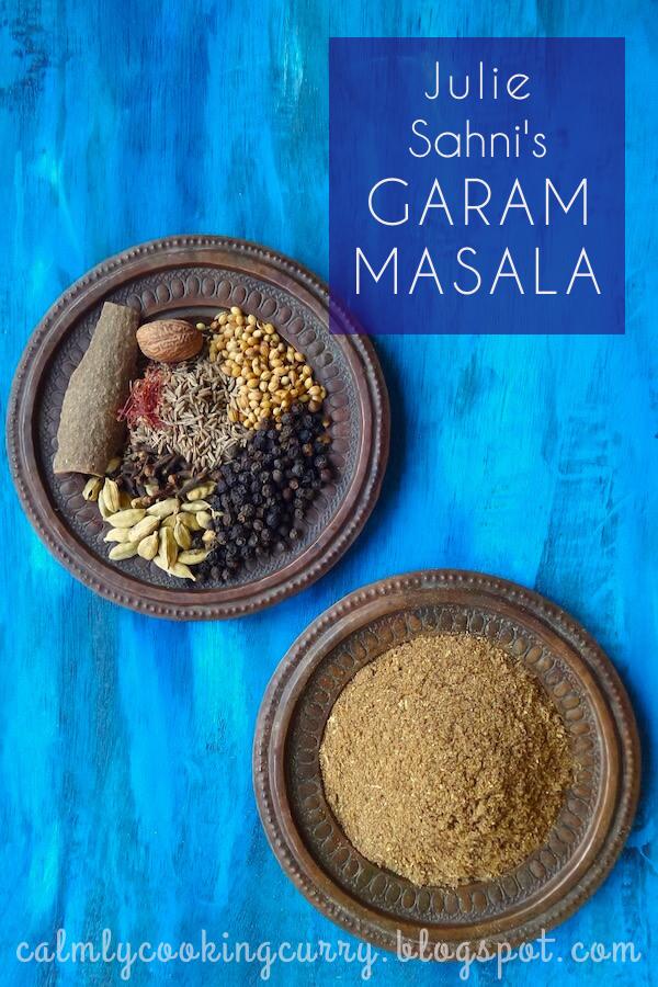 Julie Sahni, classic, garam masala, recipe, Sahni, aauthentic, classic, spice, indian, Julie Sahni's garam masala recipe, garam, masala,