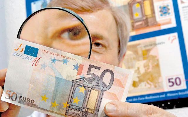 Παραχαράκτης θα γέμιζε με πλαστά χαρτονομίσματα το Άργος - Ερευνούν τα καταστήματα οι αστυνομικοί