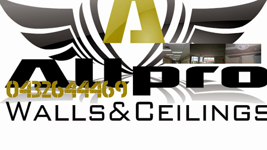 AllPRO Walls and Ceilings