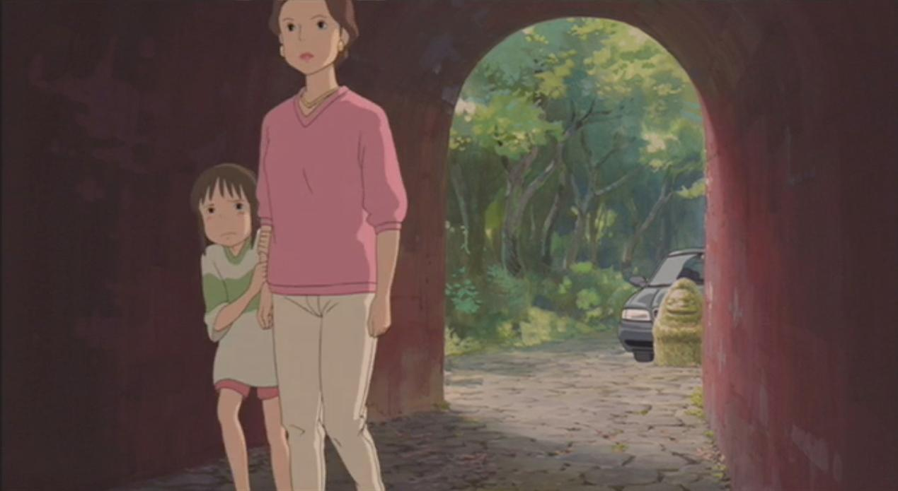 Rachel S Movie Blog Film Review On Spirited Away And Princess Mononoke