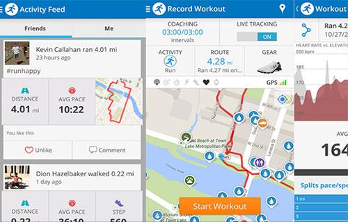Aplikasi Running & Jogging