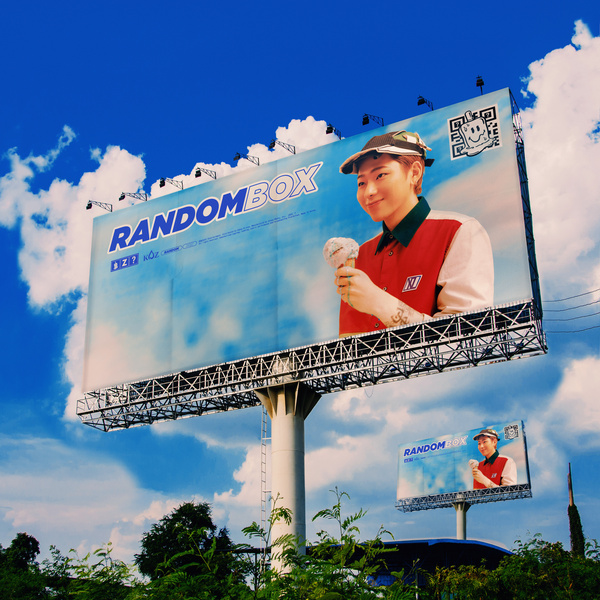 ZICO 지코 - RANDOM BOX [2020.07.1+MP3 320+RAR]