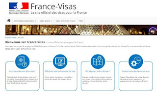 حجز موعد طلب فيزا www.vfsglobal.com/France/Algeria