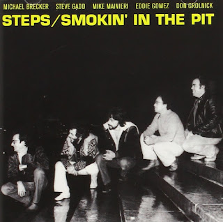 Steps -1981 - Smokin' In The Pit