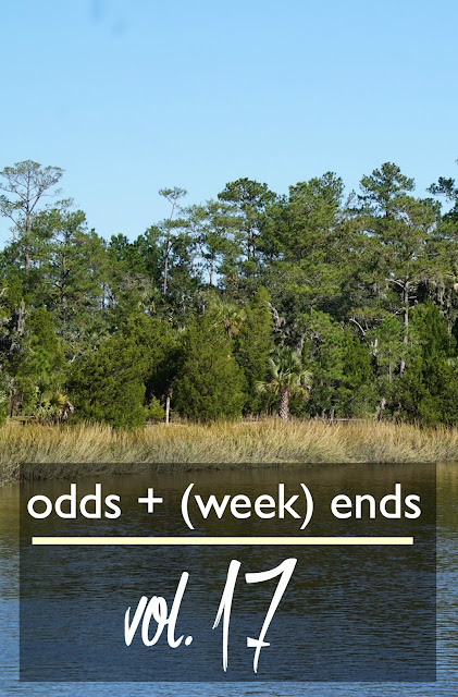 Odds + (Week) Ends: Volume 17 {Big Sister Weekend} | CosmosMariners.com
