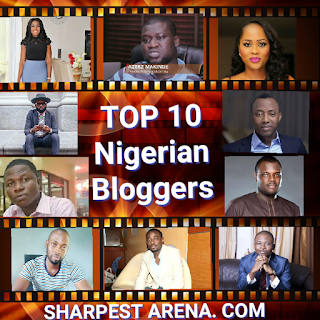 Richest, Famous and Popular bloggers in Nigeria.