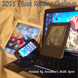 2015 EBook Challenge hosted by Annette's Book Spot