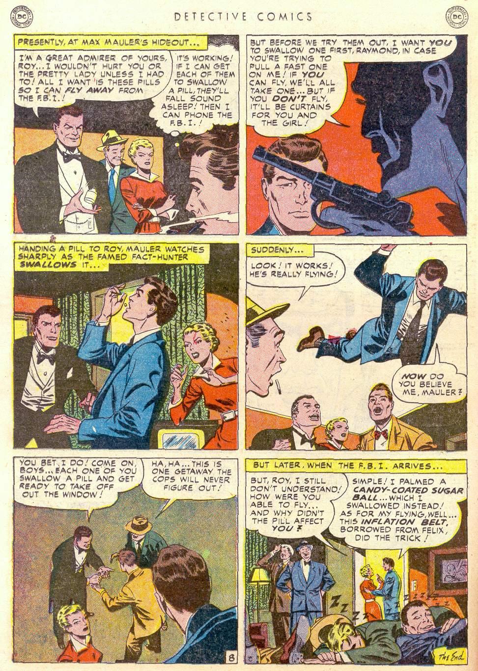 Read online Detective Comics (1937) comic -  Issue #163 - 23