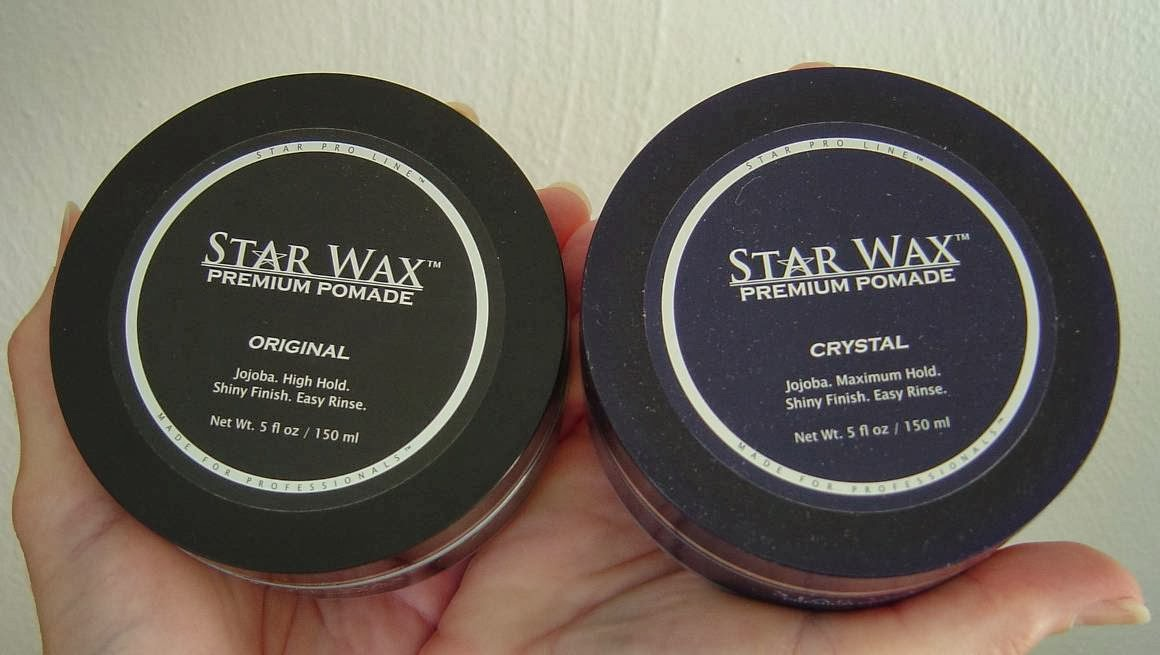 Star Pro Line Star Wax Original and Crystal