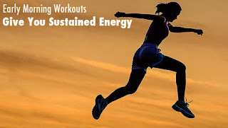 Exercise Gives You Energy