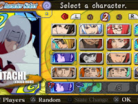 Download Mod Texture Itachi [Rikudo Mode] NSUNH3 For Emulator PPSSPP