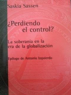 Reseña de ¿Perdiendo el control? Saskia Sassen